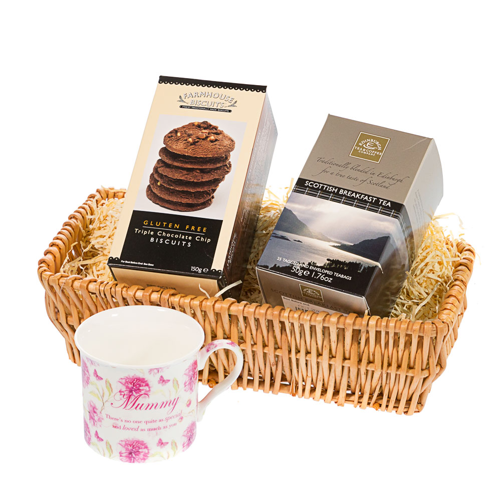 Gifts baskets pies hampers and deli gluten free tea for mum negle Image collections